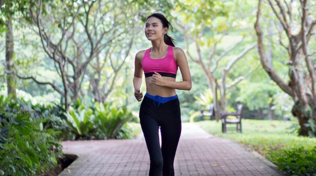 30 min of aerobic endurance training exercises