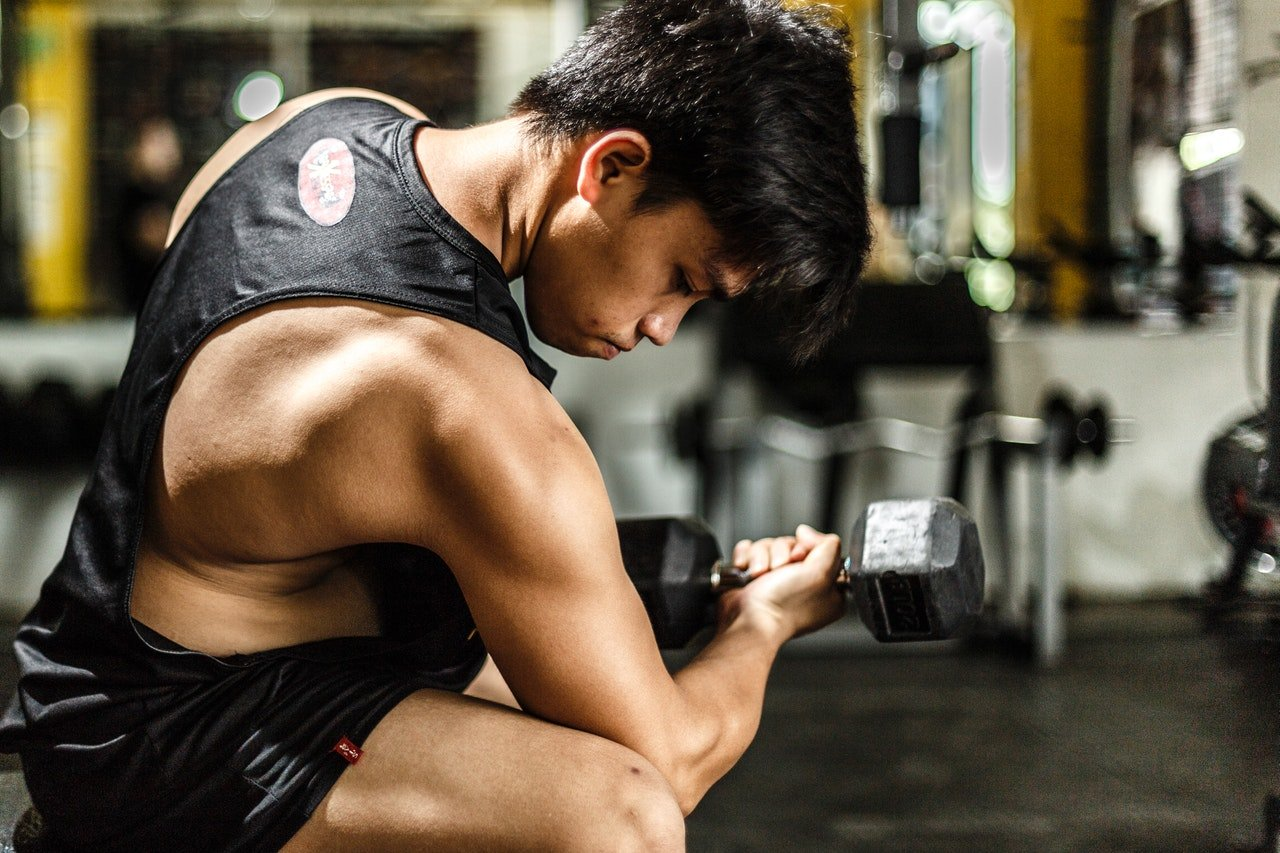 best exercise to build biceps at home