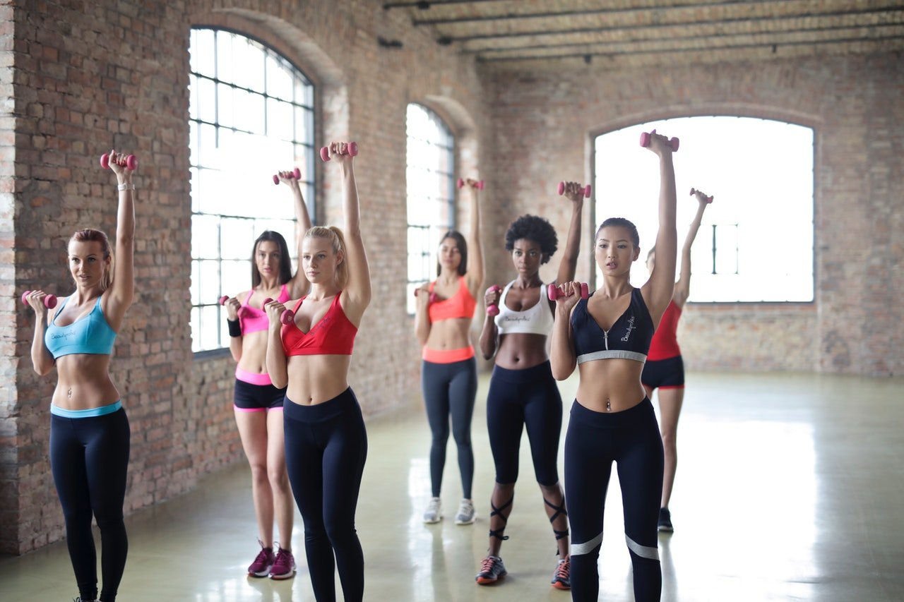 40 Min of Aerobic Exercises Examples for Beginners