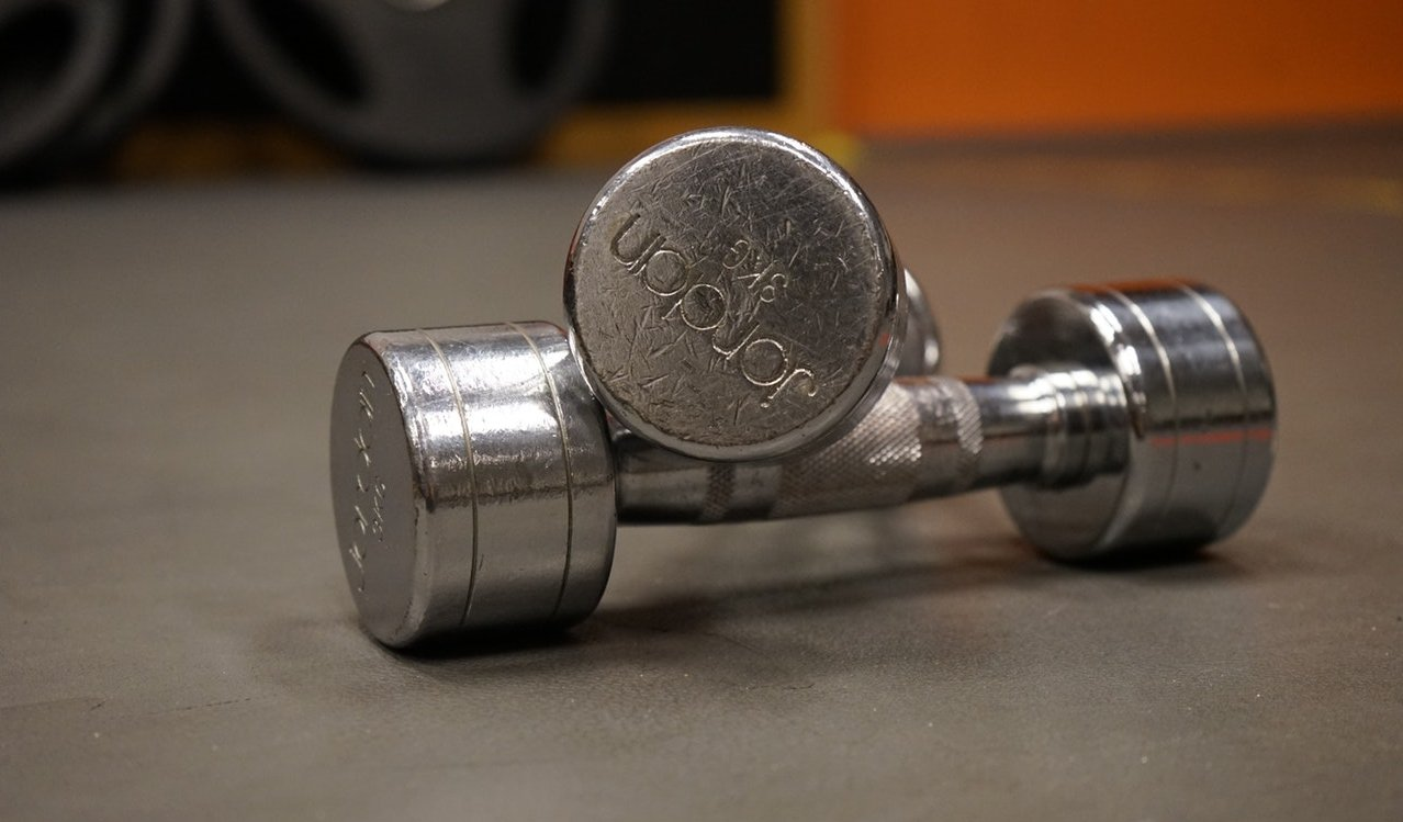 dumbbells workout at home for biceps