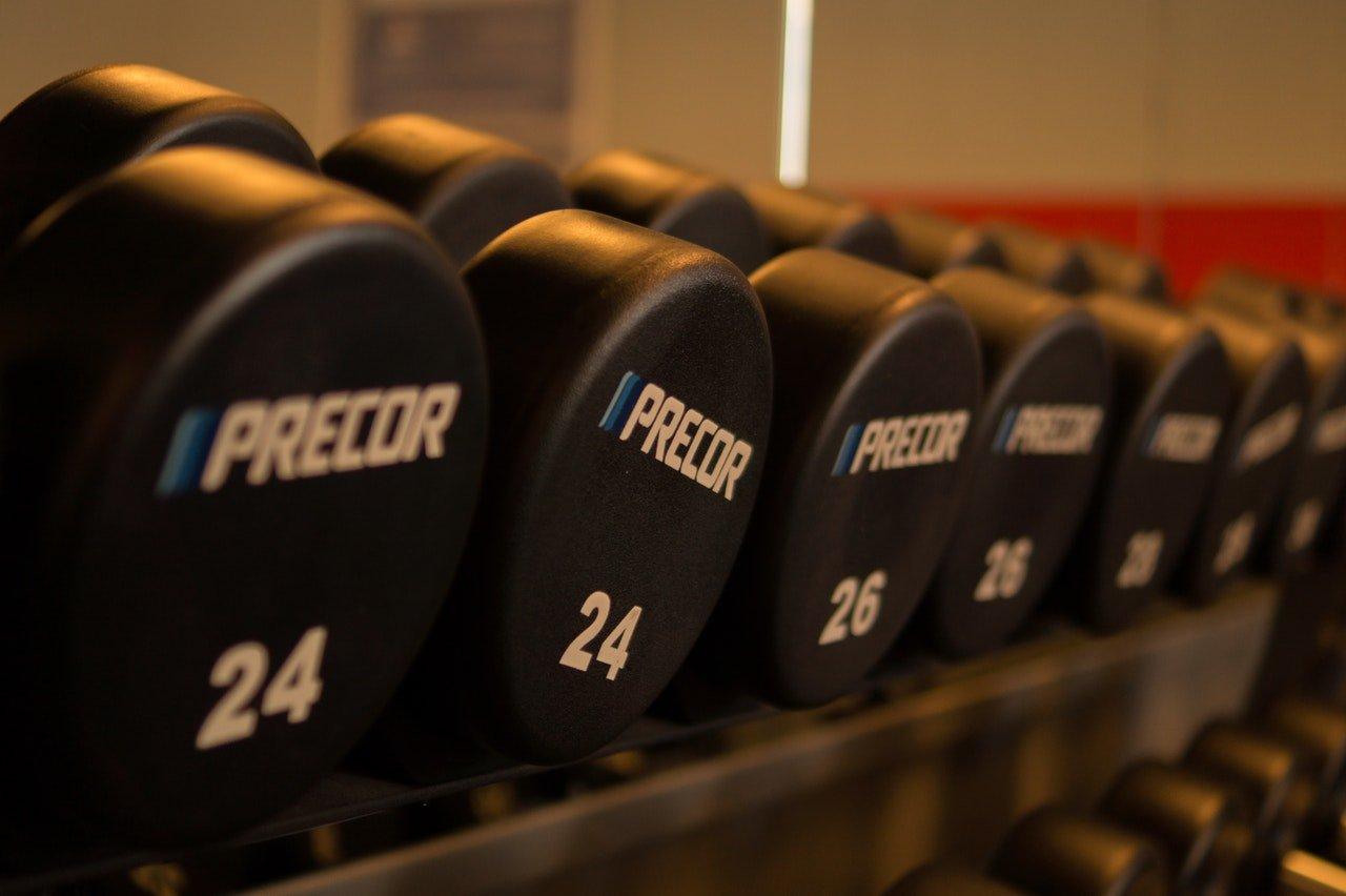 gym shoulder workout
