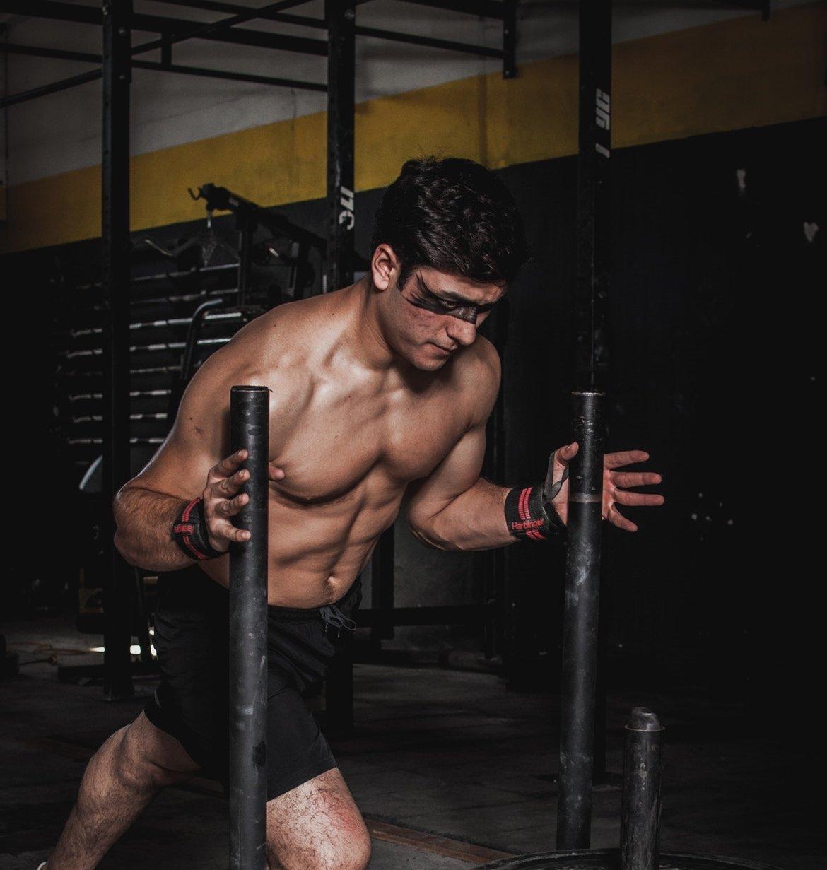 rear shoulder workout