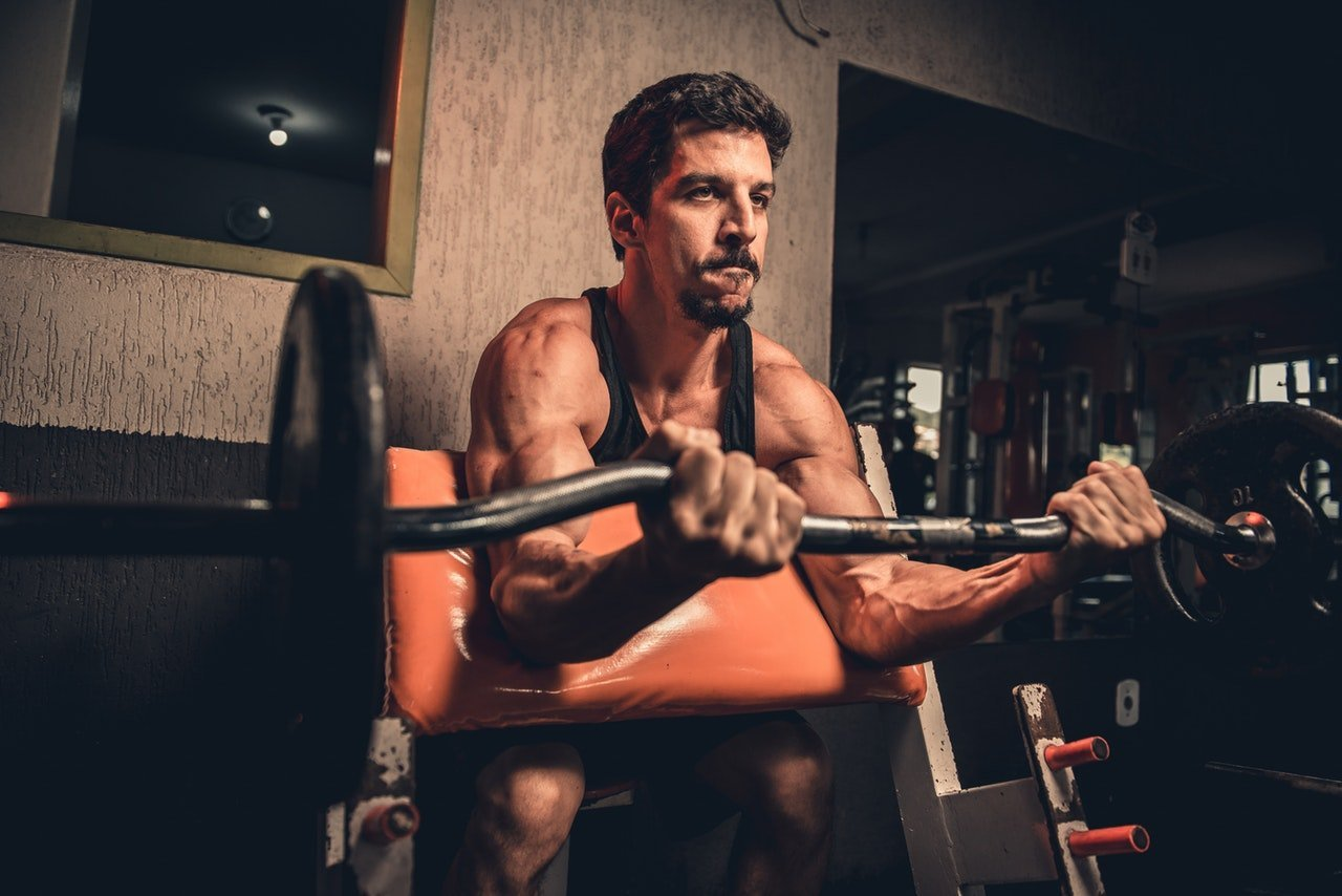 Good Bicep Workouts with Rob Riches