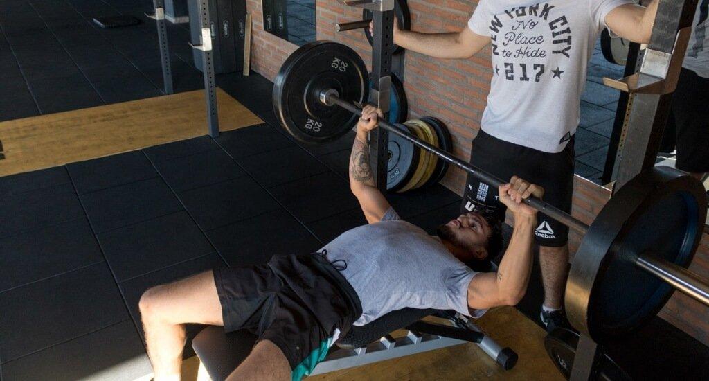 upper body workout for men